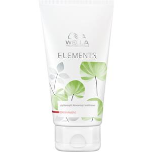 Wella Professionals Elements Lightweight Renewing Conditioner 200ml - Kudos Hair