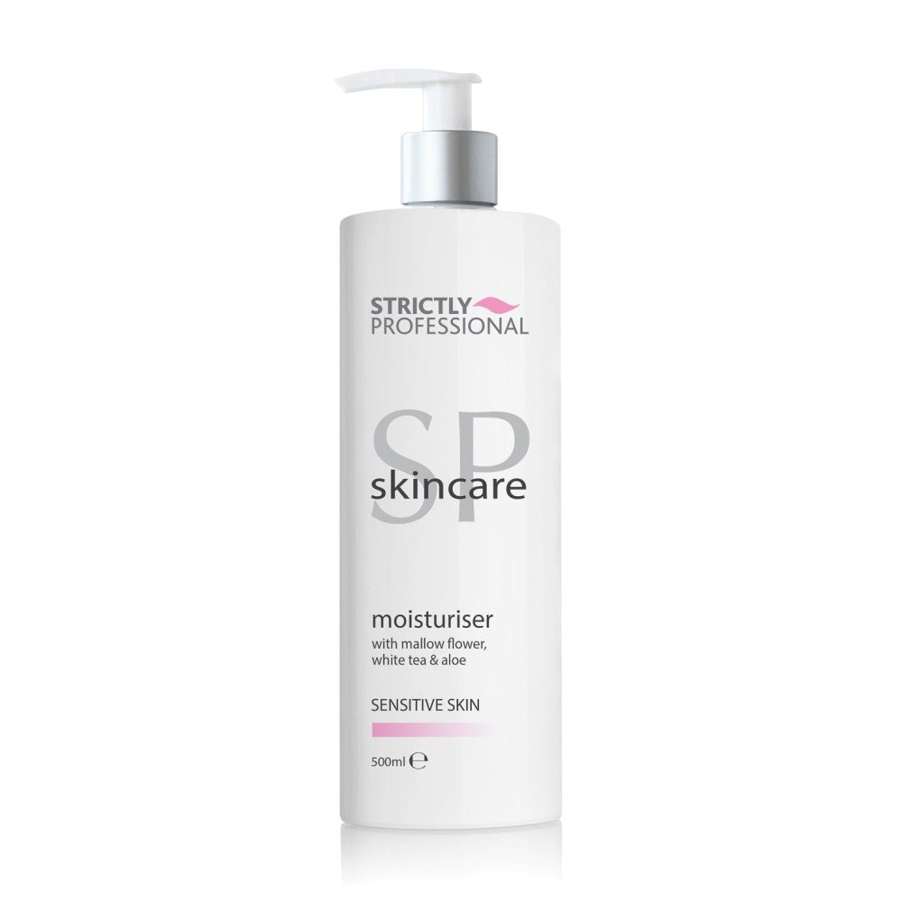 Load image into Gallery viewer, Strictly Professional Moisturiser Sensitive Skin 500ml