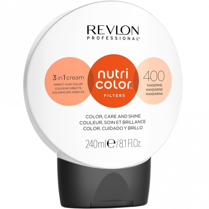 Revlon Professional Nutri Color Filter 400 Tangerine 240ml