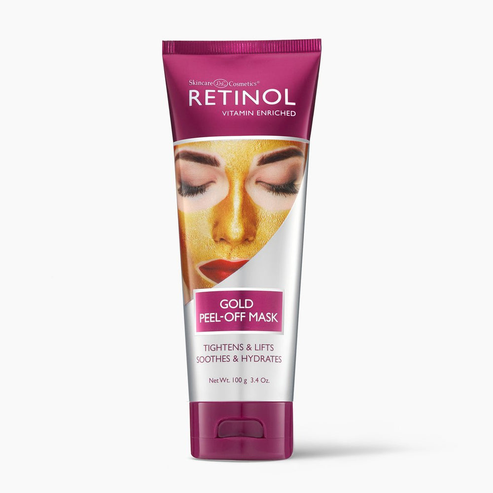 Load image into Gallery viewer, Retinol Gold Peel-Off Face Mask - Kudos Hair
