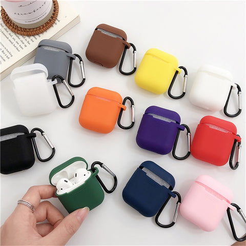 Jelly AirPod Case Cover - Jubi Cases