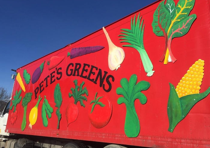 Introducing Our Local Partners: Pete's Greens