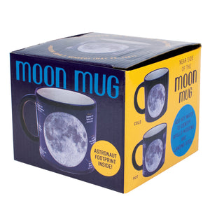 Moon Mug - Changes With Hot Beverage