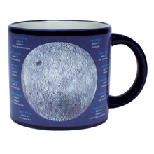 Load image into Gallery viewer, Moon Mug - Changes With Hot Beverage