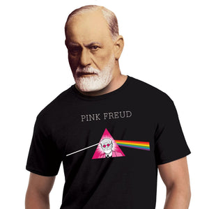 Pink Freud T-Shirt (Adult)