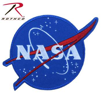 The NASA logo.