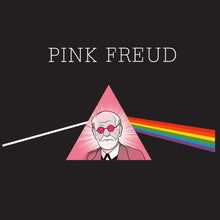 Load image into Gallery viewer, Pink Freud T-Shirt (Adult)