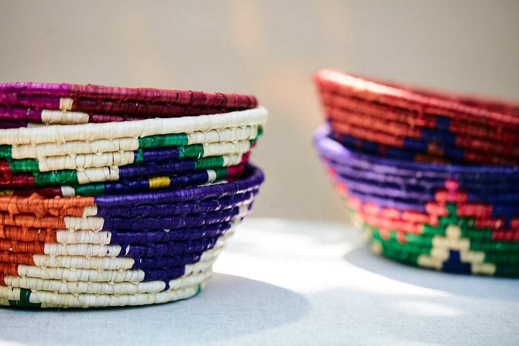MEXICAN FIESTA BASKETS