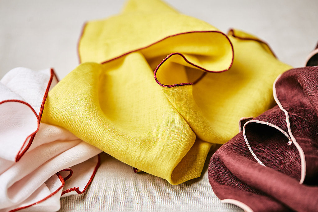 CASA COLLECTION | LUXE NAPKINS