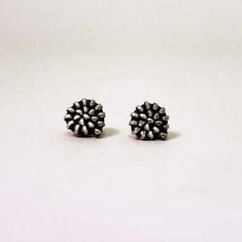 Zipper POST EARRINGS