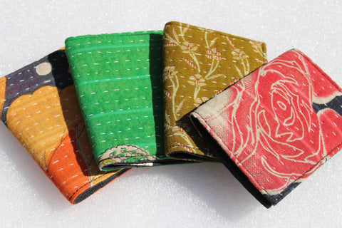 Kantha CARD HOLDER