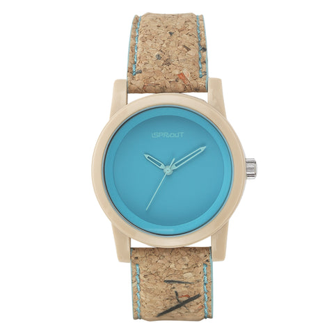 Eco friendly CORK Watch