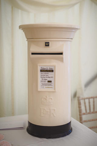 My Wedding Postbox