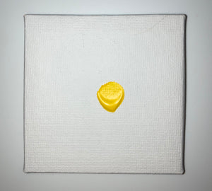 A Small Yellow (Off-Centre) Dot