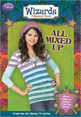 Wizards Of Waverly Place All Mixed Up