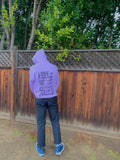 Lilac Love is Love Sweatshirt