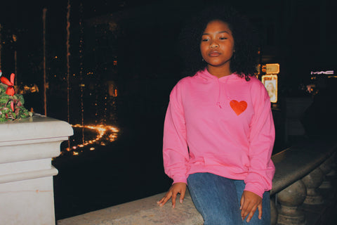Bright Pink Love is... Sweatshirt