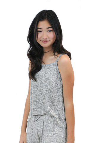 Knit Cami Tank Top
