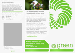 GPO Trifold Flyers