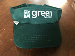GPO Organic Cotton Visor