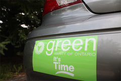 GPO IT's Time Bumper Sticker