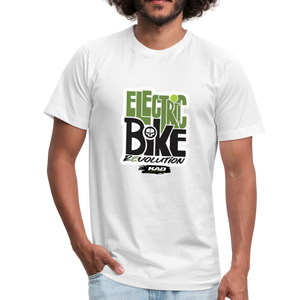 Electric Bike Revolution - white