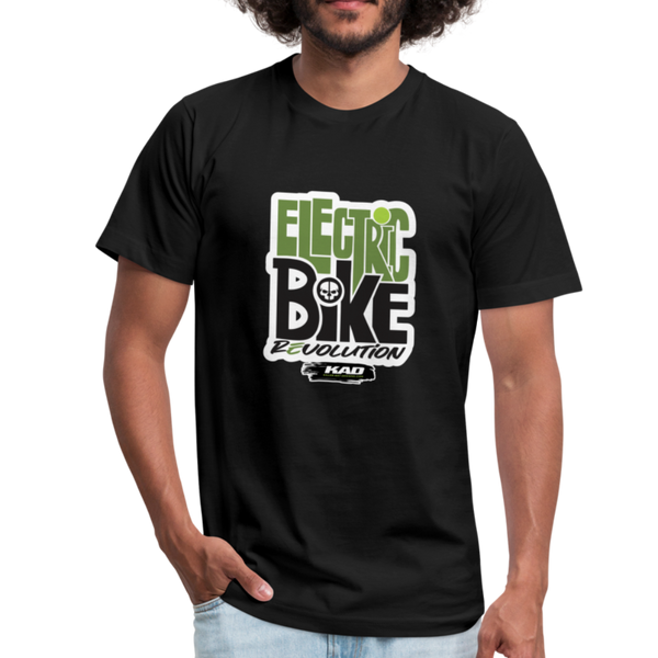 Electric Bike Revolution - black