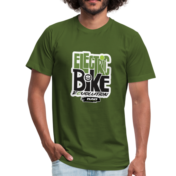 Electric Bike Revolution - olive