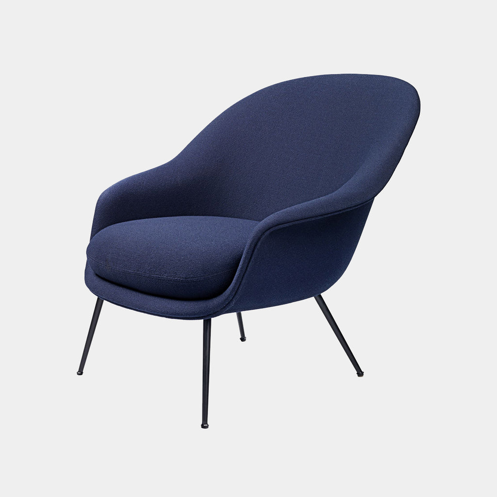 Bat Lounge Chair, low back