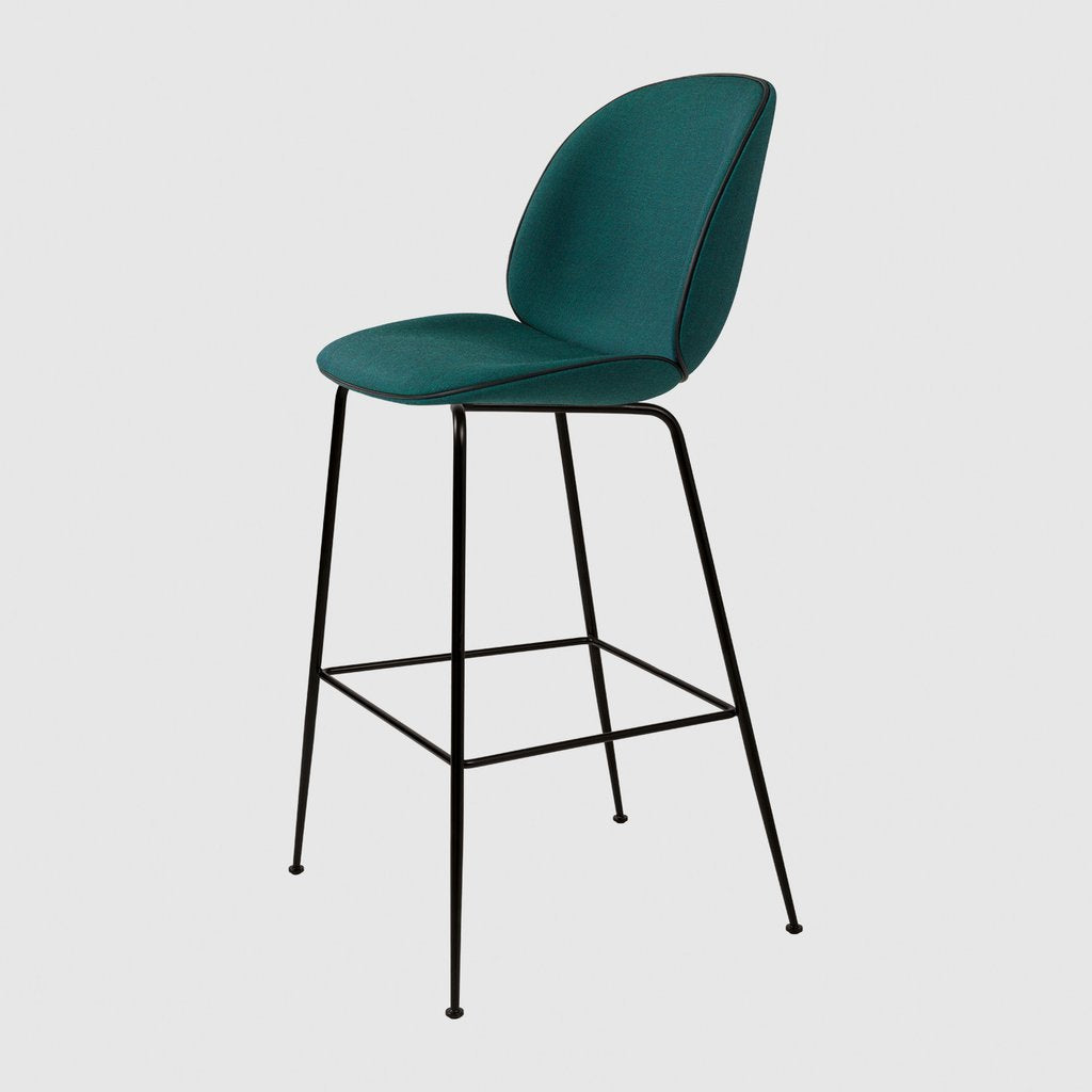 Beetle Chair Stool, fully upholstered