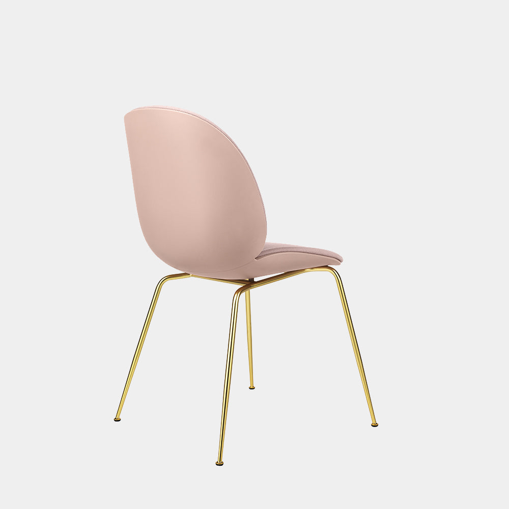 Beetle Dining Chair, front upholstered