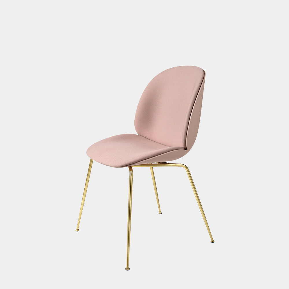 Delicieux Beetle Dining Chair, Front Upholstered