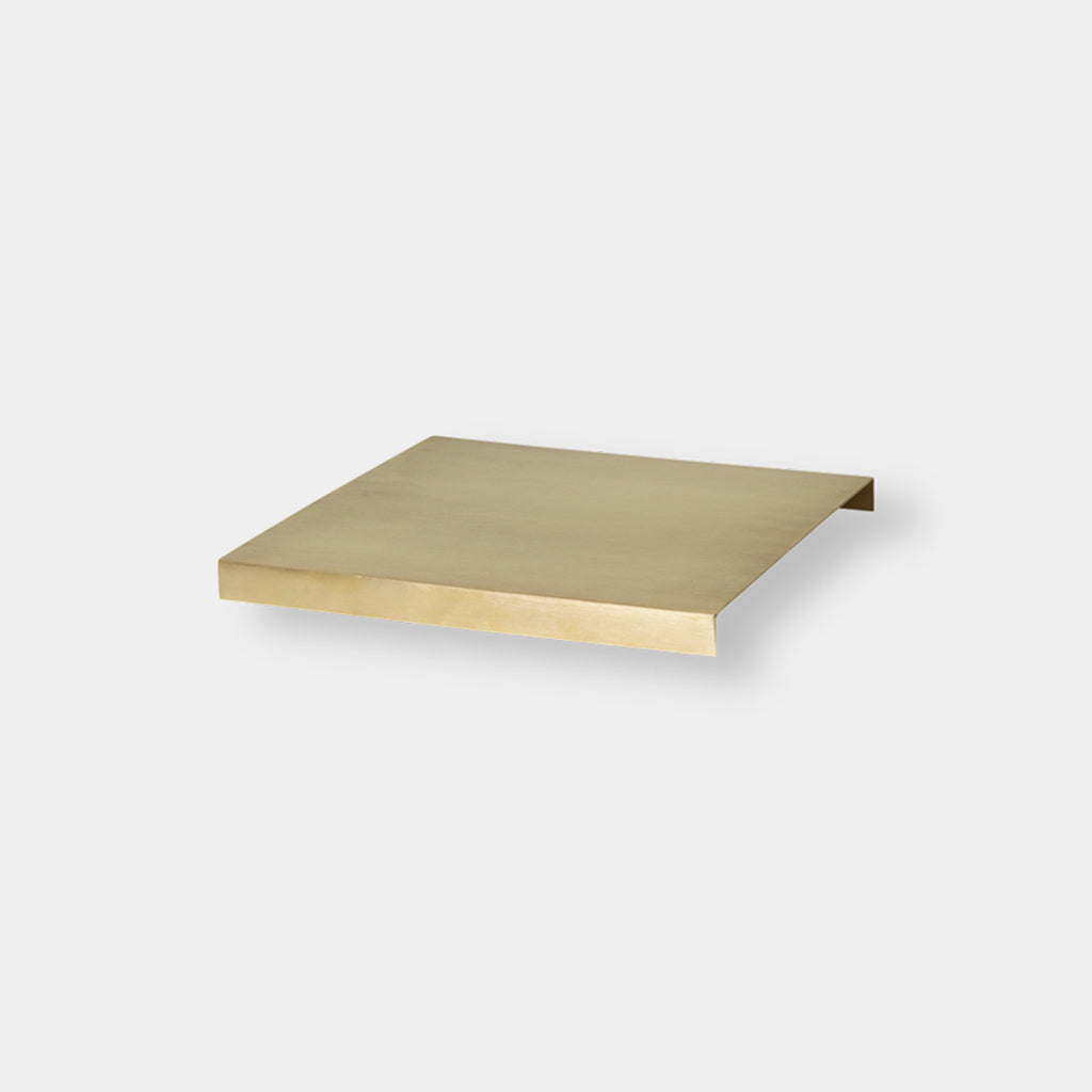 Brass Tray for Planter Box