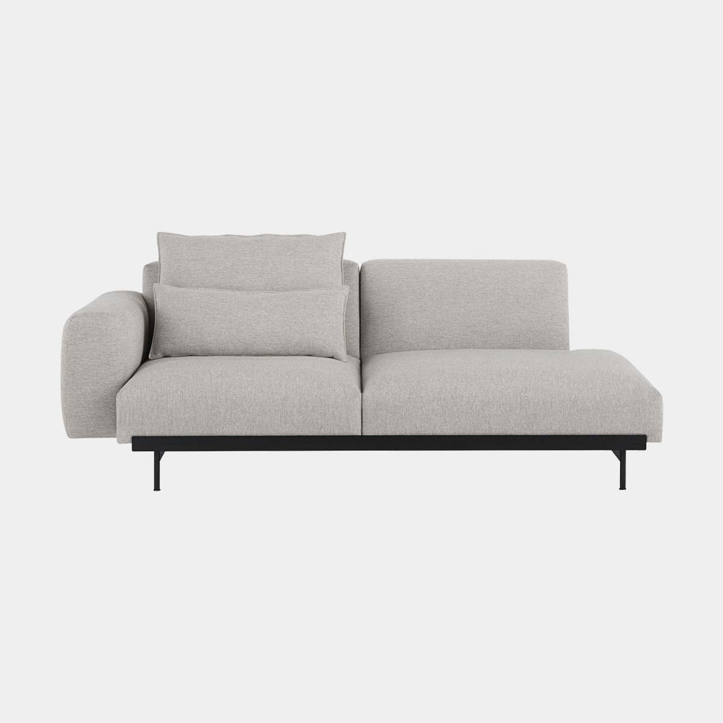 In Situ Modular Sofa, 2 Seater Configurations
