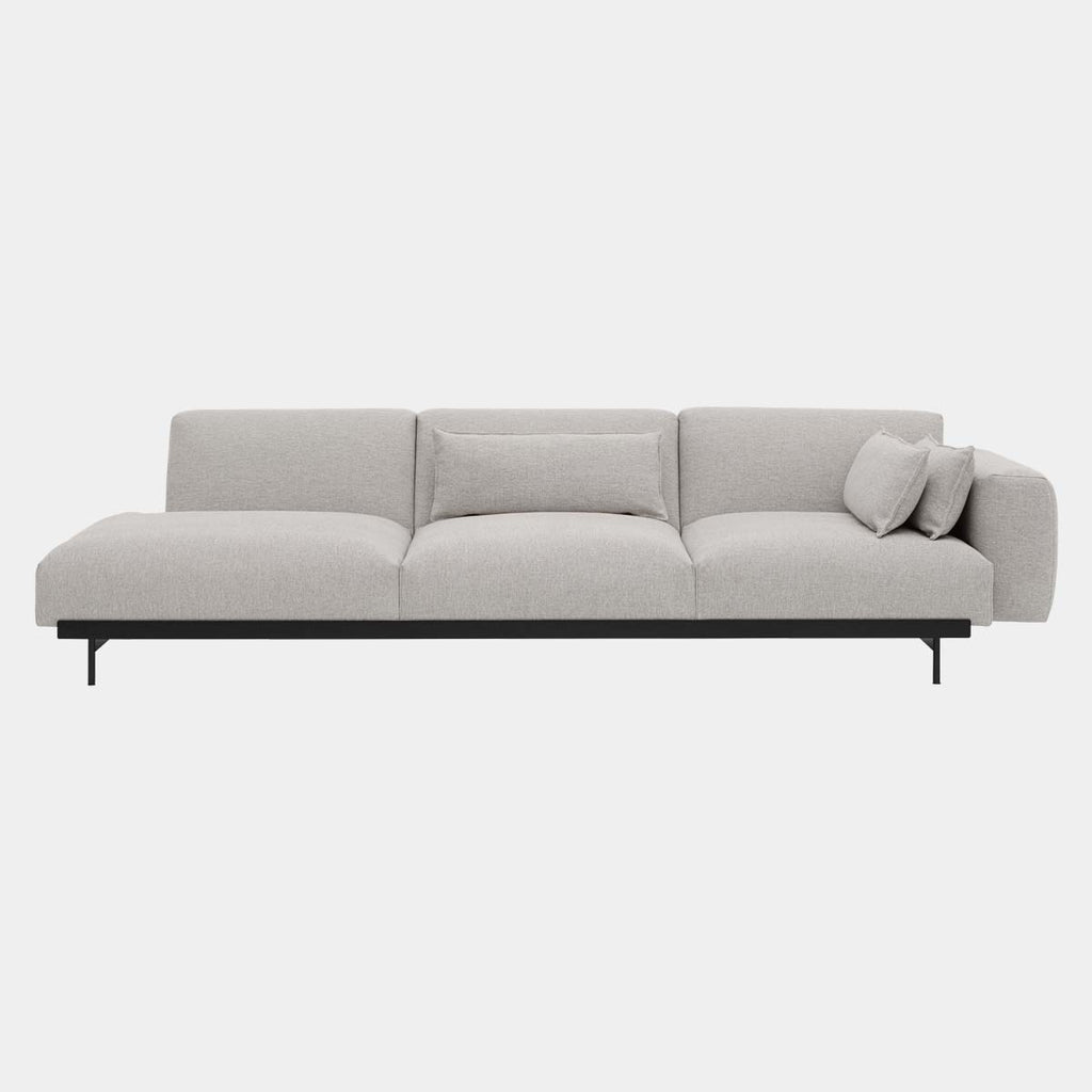 In Situ Modular Sofa, 3 Seater Configurations