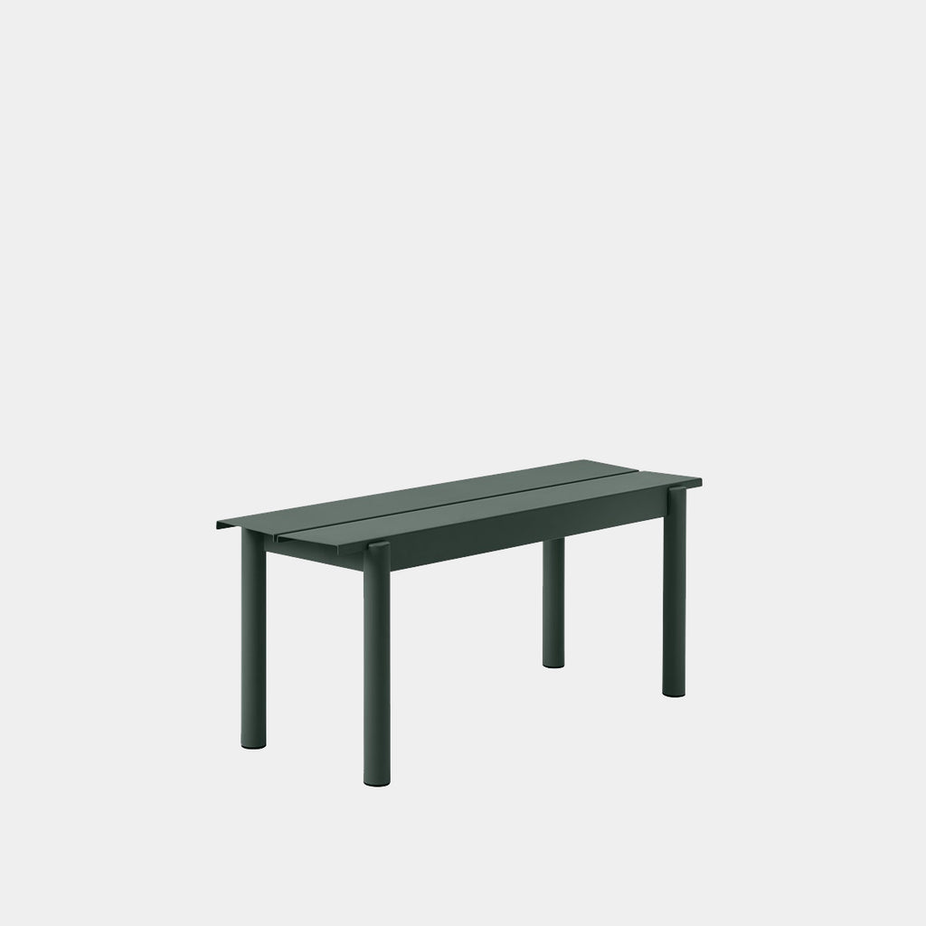 Linear Outdoor Bench