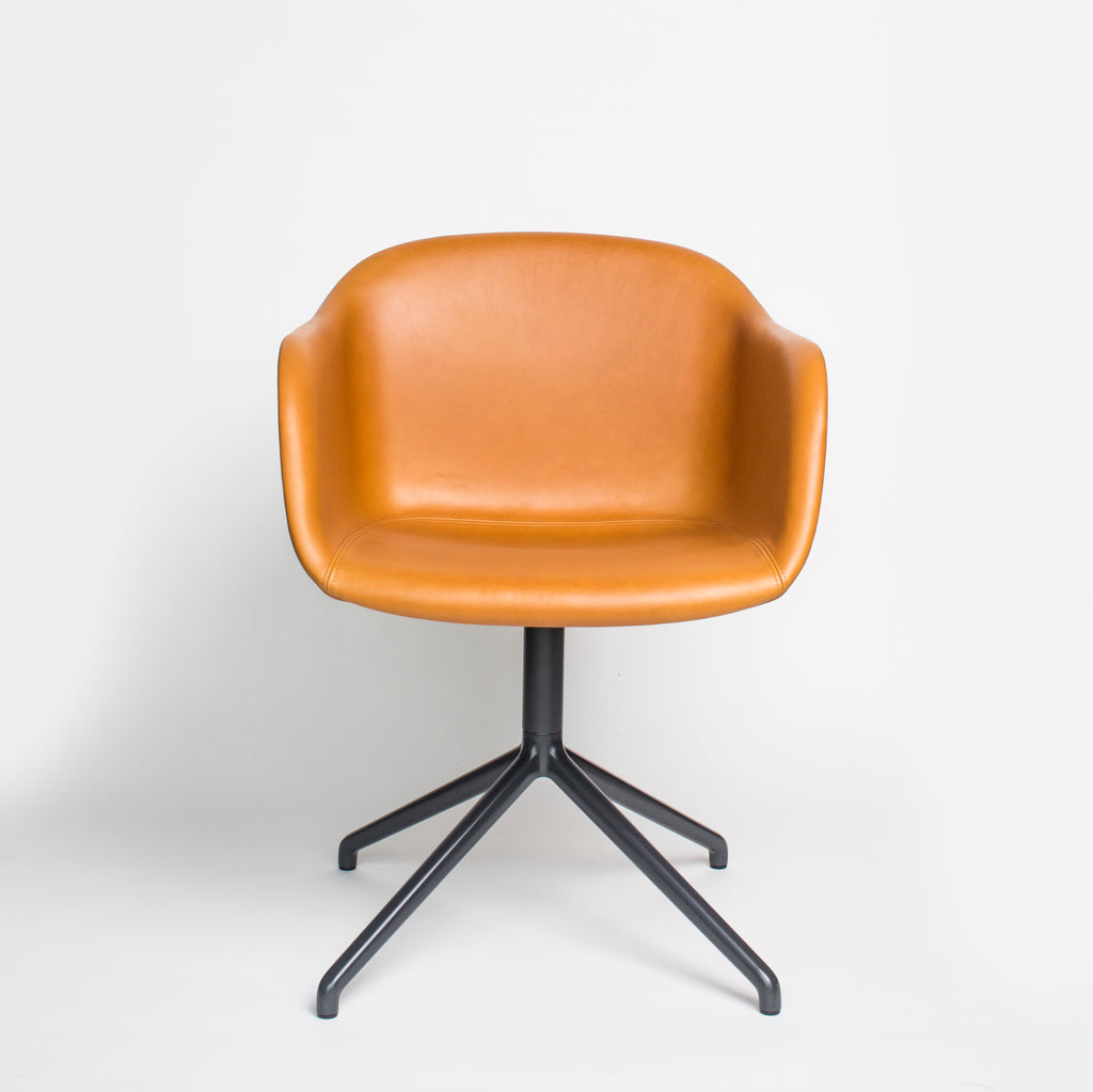 Fiber Chair, swivel base w.o. return
