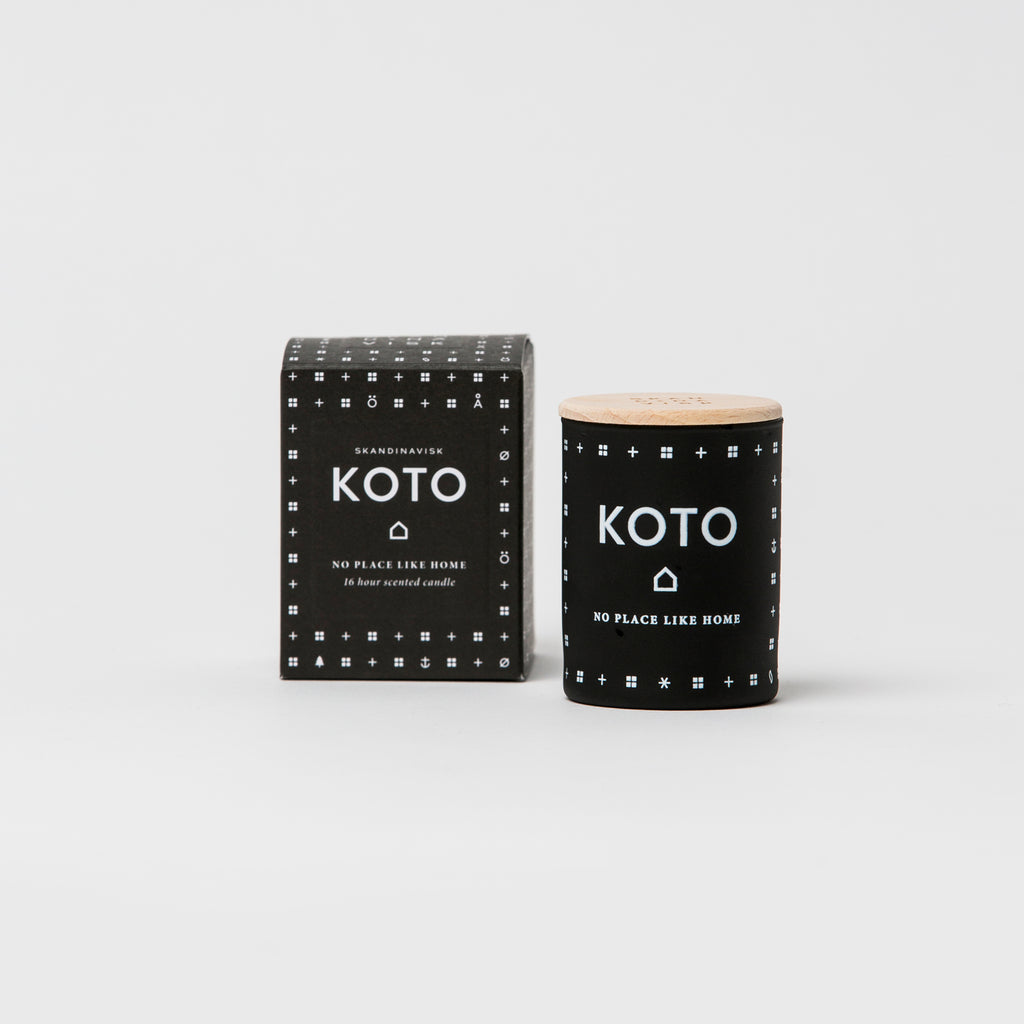 Koto Mini Scented Candle