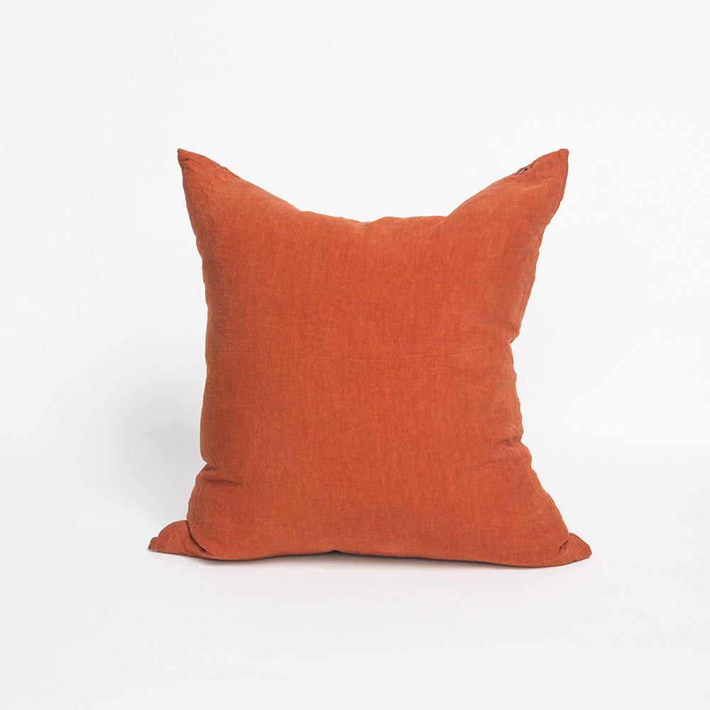 Simple Linen Pillow, Square