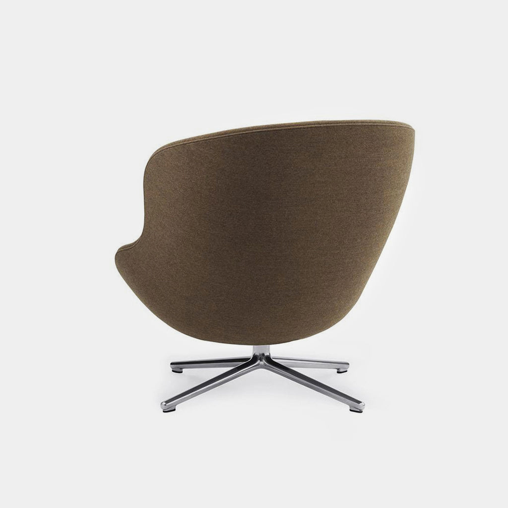 Hyg Chair, low, swivel base