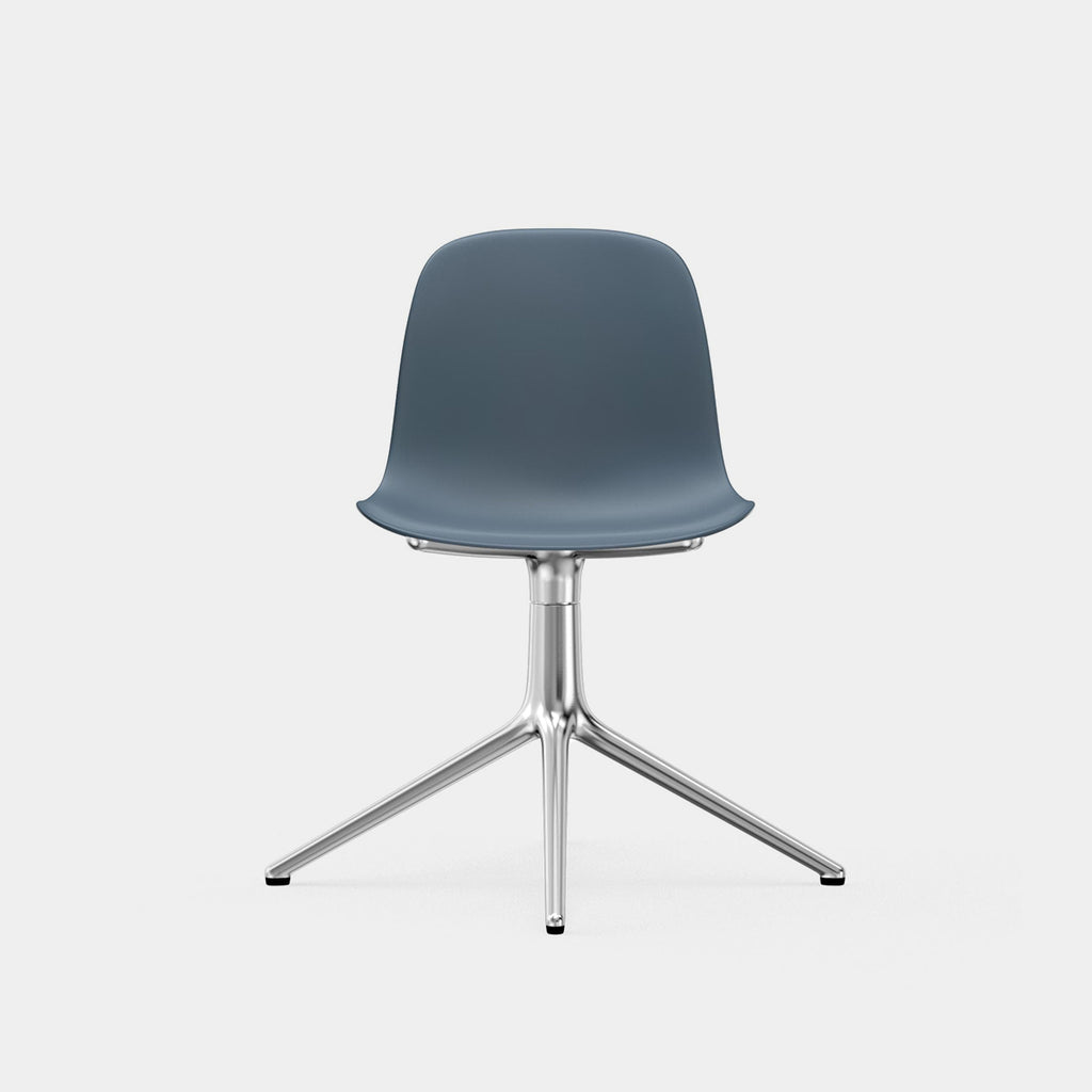 Form Side Chair, swivel base