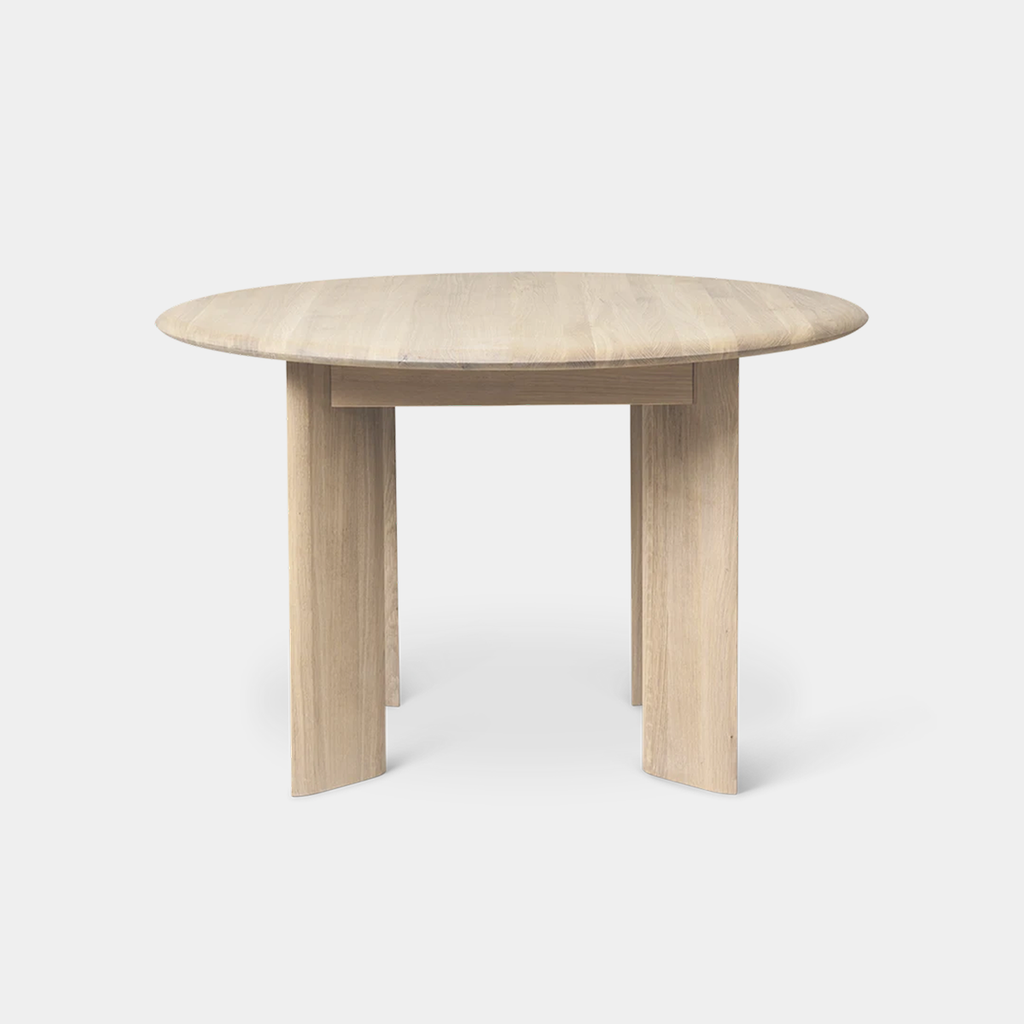 Bevel Table, Round