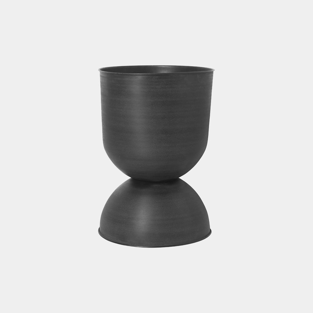 Hourglass Pot, large