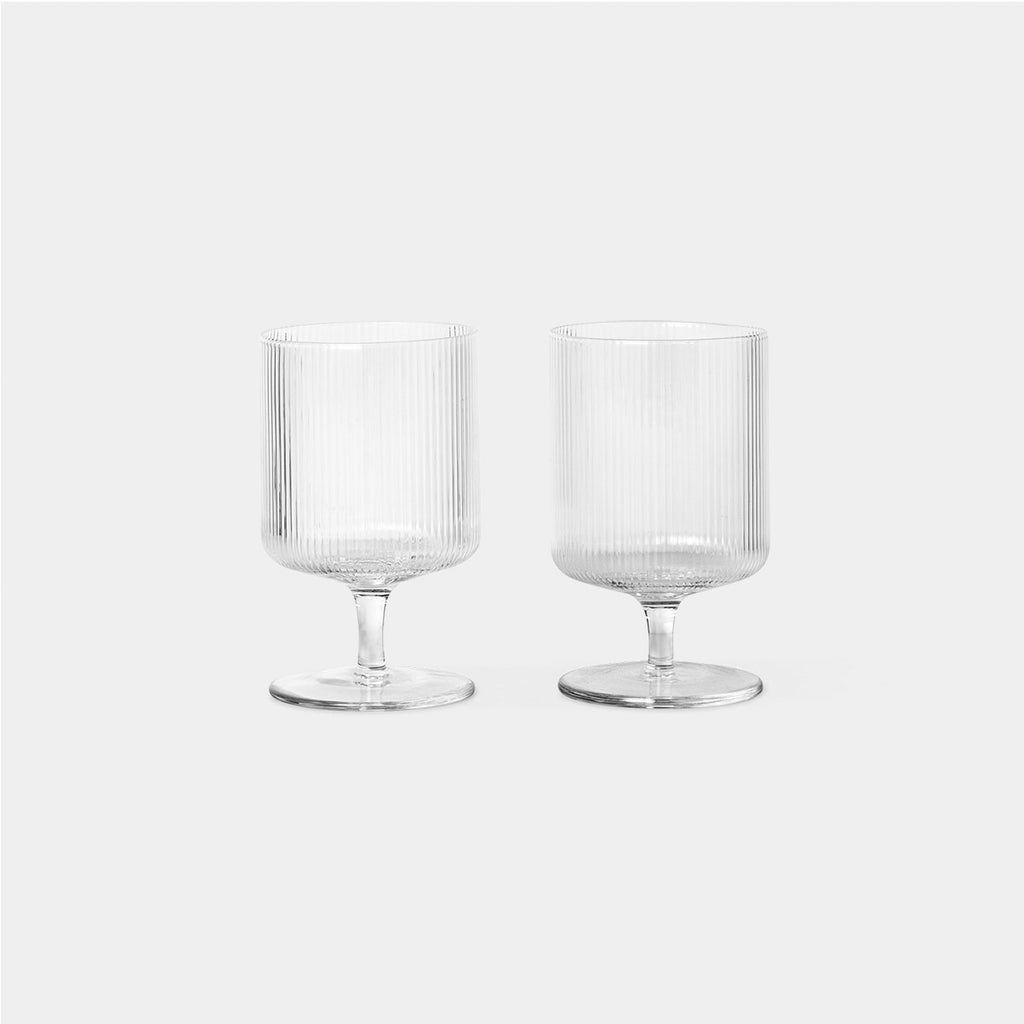 Ripple Wine Glass Set