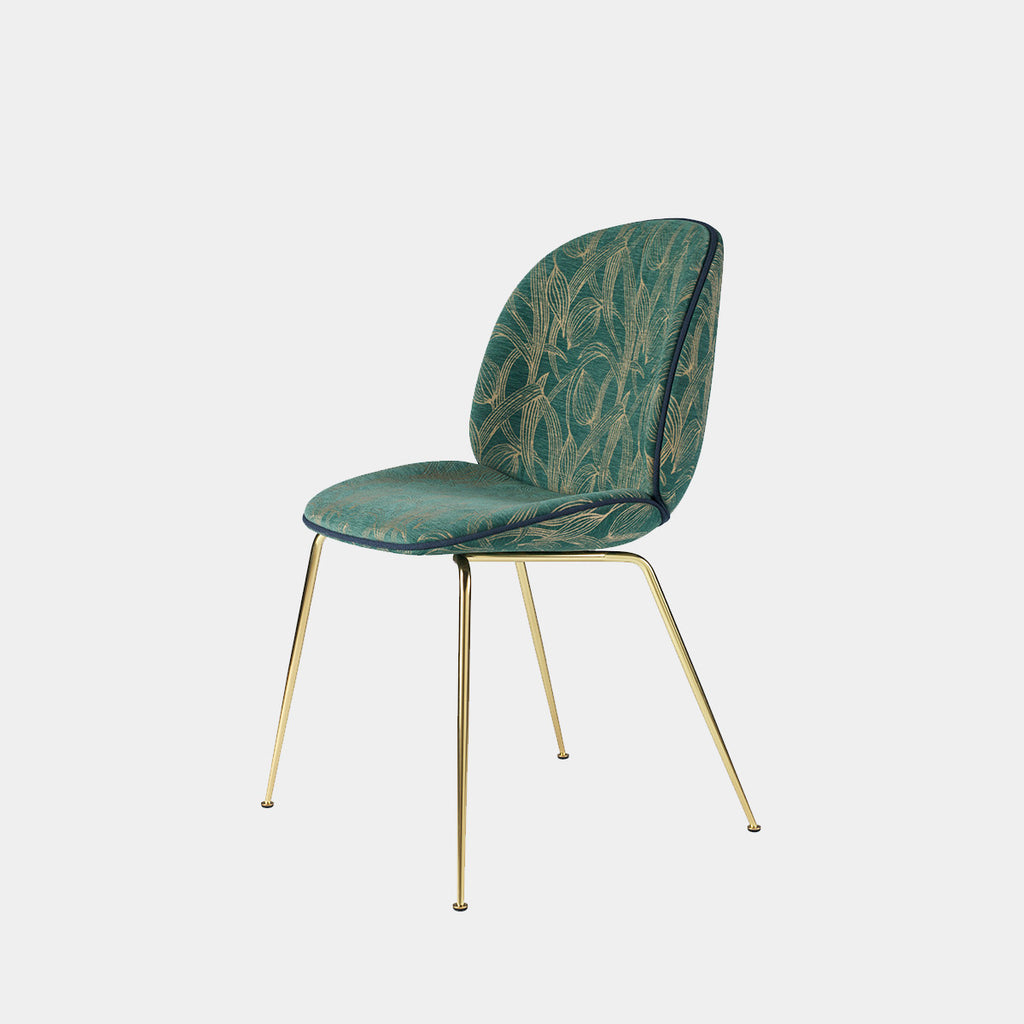 Beetle Dining Chair, upholstered