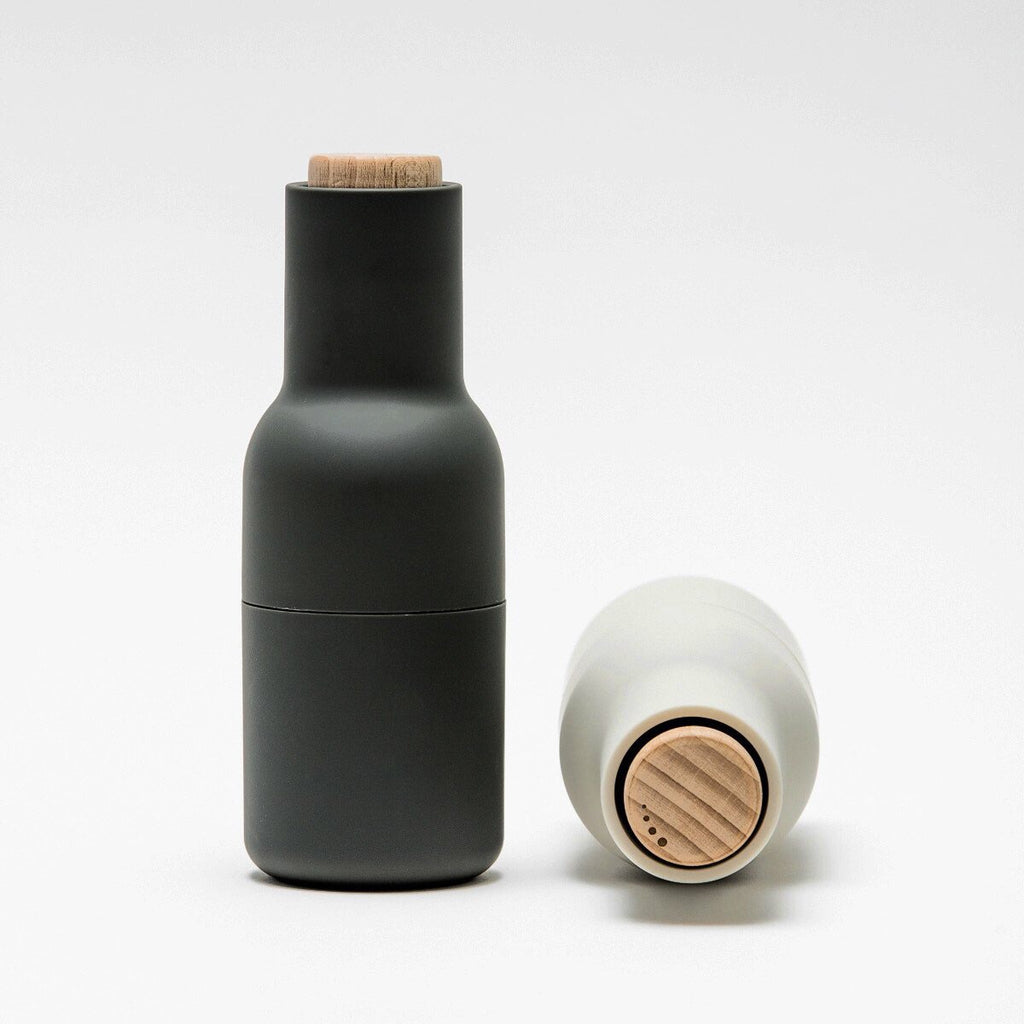 Bottle Salt and Pepper Grinders