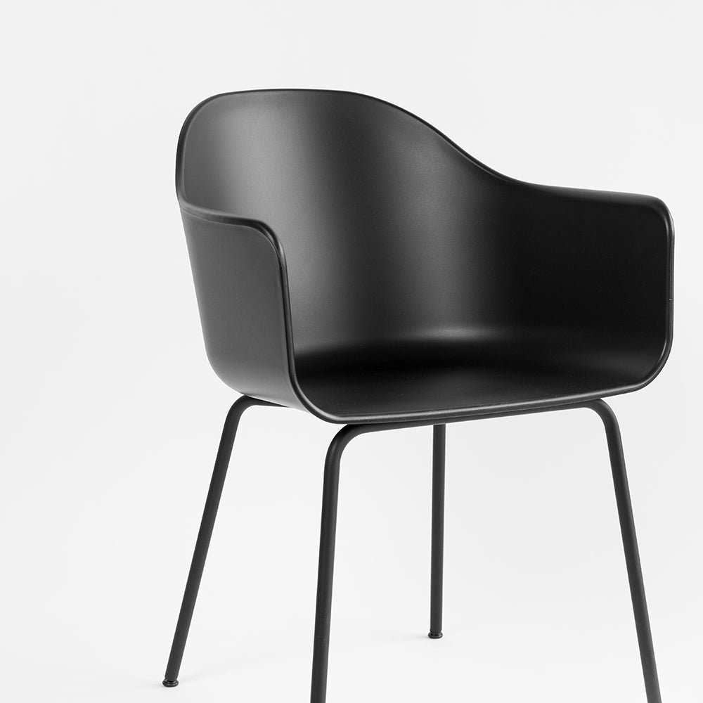 Harbour Chair, Steel legs