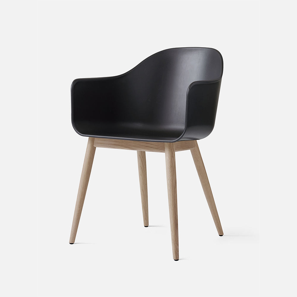 Harbour Chair, wood legs