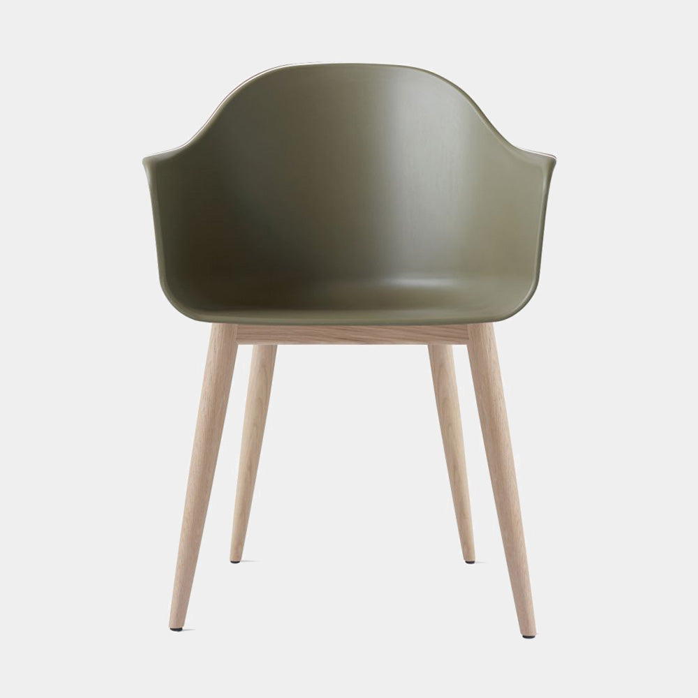 Harbour Chair, Wooden legs