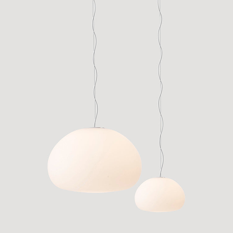 Fluid Pendant Light
